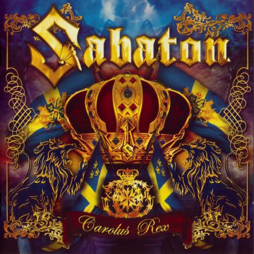 Sabaton - Carolus Rex (2012)