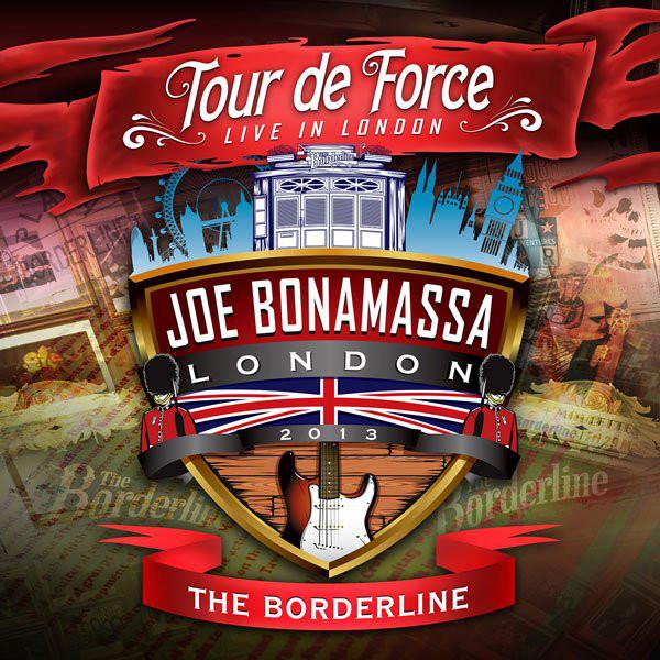 Joe Bonamassa - Tour De Force - Live In London - The Borderline (Vinyl, LP)