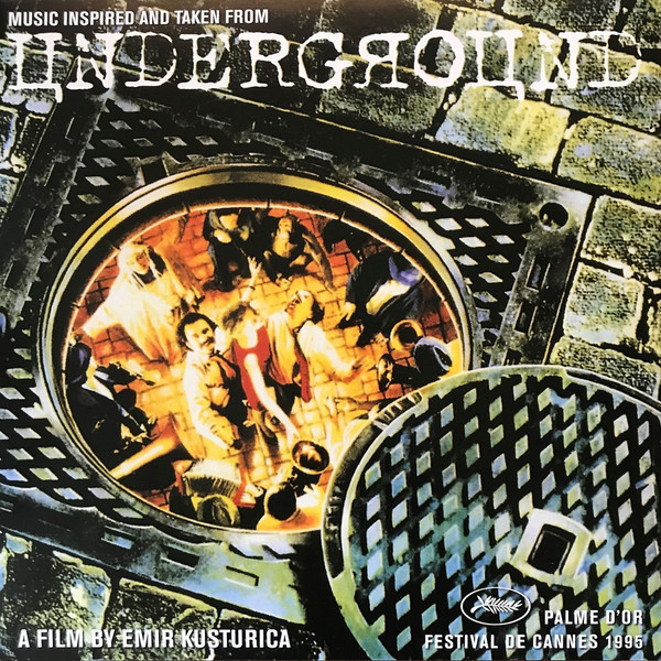 Goran Bregovic - Music Inspired And Taken From Underground (Vinyl, LP)