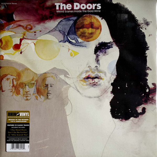 The Doors - Weird Scenes Inside The Gold Mine (Vinyl, LP)