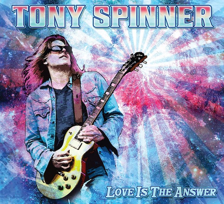 Tony Spinner - Love Is The Answer (2020)