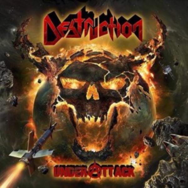 Destruction - Under Attack (Vinyl, LP)
