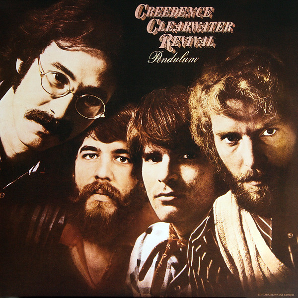 Creedence Clearwater Revival - Pendulum (Vinyl, LP)