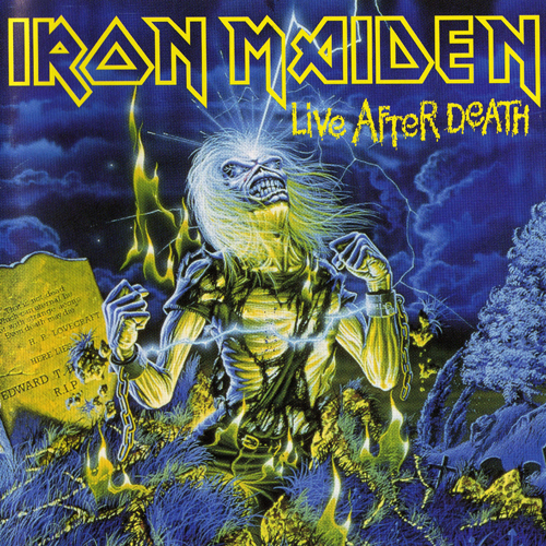 Iron Maiden – Live After Death (2cd) (1985)