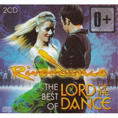 Riverdance – The Best Of Lord Of The Dance (2CD, Digipak)