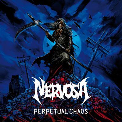 Nervosa - Perpetual Chaos (2021) (digipak)