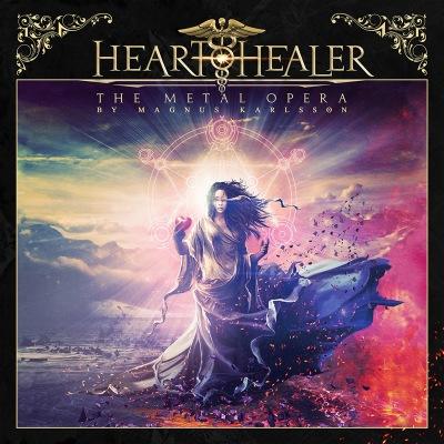 Heart Healer - The Metal Opera by Magnus Karlsson (2021)