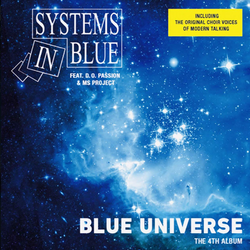 Systems In Blue - Blue Universe (2020)