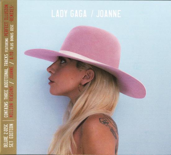 Lady Gaga – Joanne (2cd, digipak) (2016)