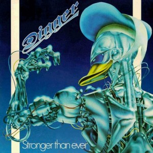 Grave Digger – Digger - Stronger Than Ever (1986)