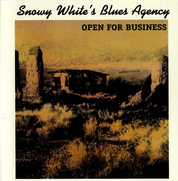 Snowy White's Blues Agency – Open for Business (1989)