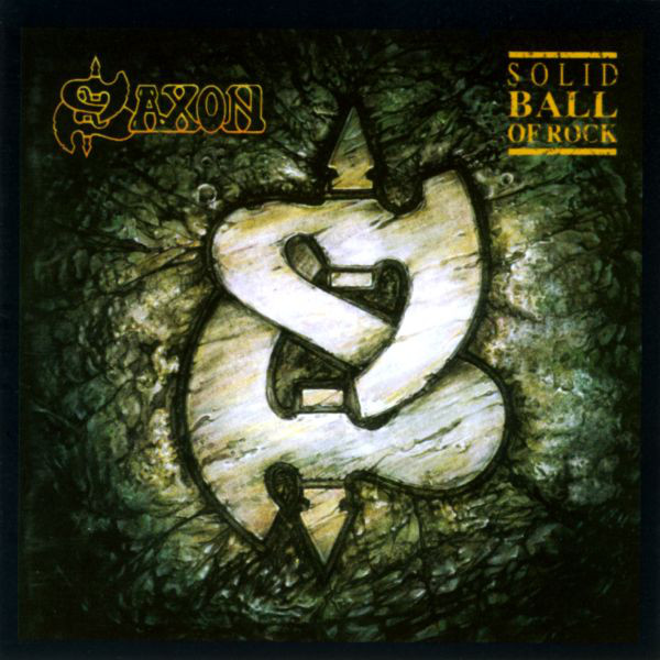 Saxon – Solid Ball Of Rock (1990)