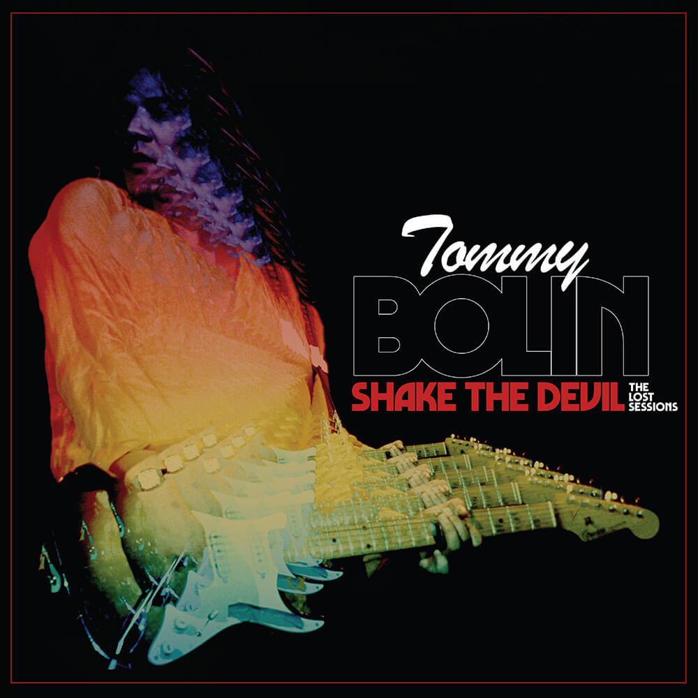 Tommy Bolin - Shake The Devil. The Lost Sessions (2021)