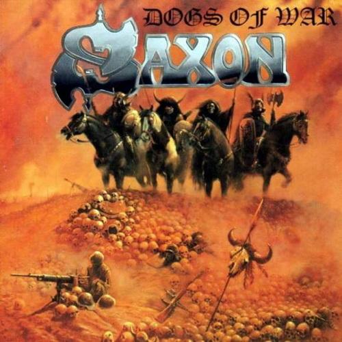 Saxon – Dogs Of War (1995)