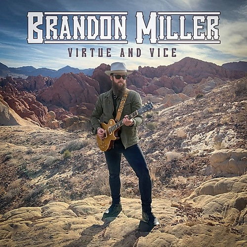Brandon Miller - Virtue And Vice (2021)