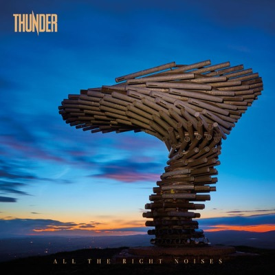 Thunder - All The Right Noises (2021)