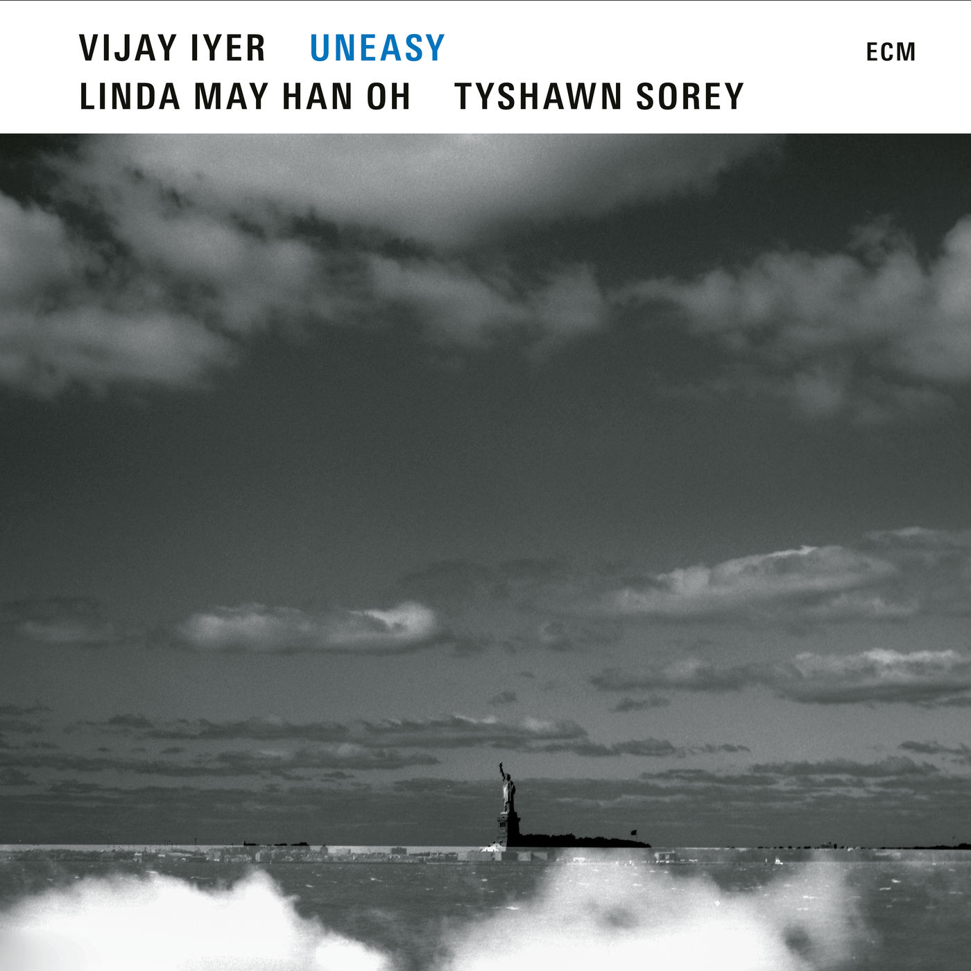 Vijay Iyer - Uneasy (2021)