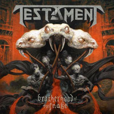 Testament - Brotherhood Of The Snake (2016) (digipak)
