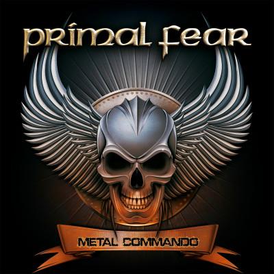 Primal Fear – Metal Commando (2cd) (2020,digipak)