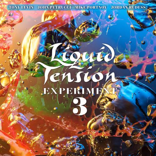 Liquid Tension Experiment - LTE3 (2CD) (2021)
