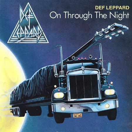 Def Leppard – On Through The Night (1980)