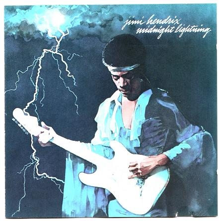 Jimi Hendrix - Midnight Lightning (1975)