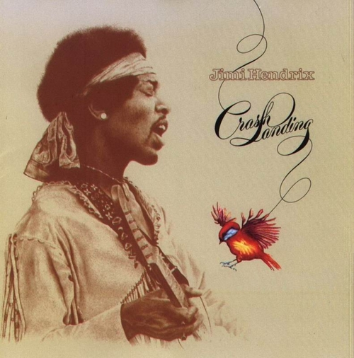 Jimi Hendrix - Crash Landing (1975)