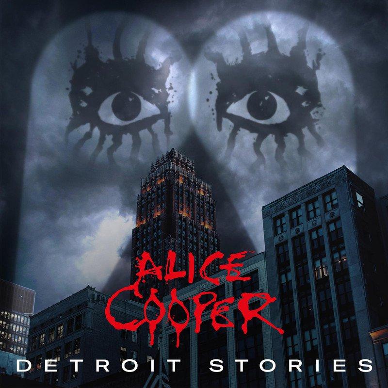 Alice Cooper - Detroit Stories (2021) (Vinyl, 2LP)