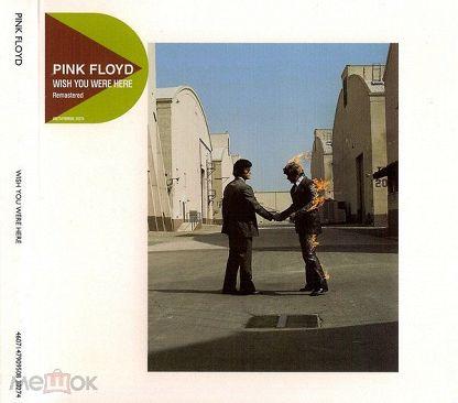 Pink Floyd – Wish You Were Here (2cd, Digipak) (2011)