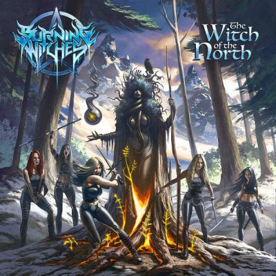 Burning Witches - The Witch Of The North (2021)