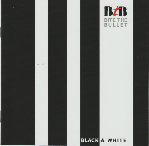 Bite The Bullet - Black and White (2021)