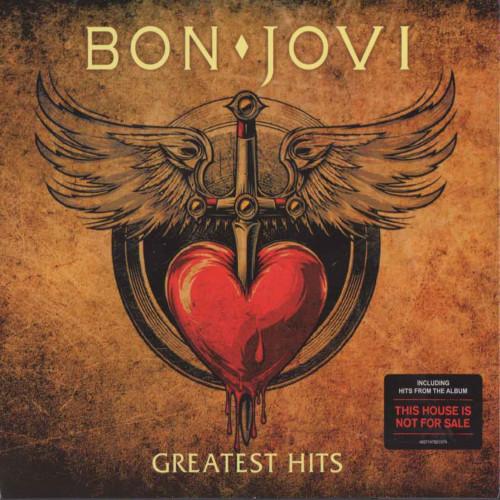 Bon Jovi - Greatest Hits (2cd, digipak) (2017)