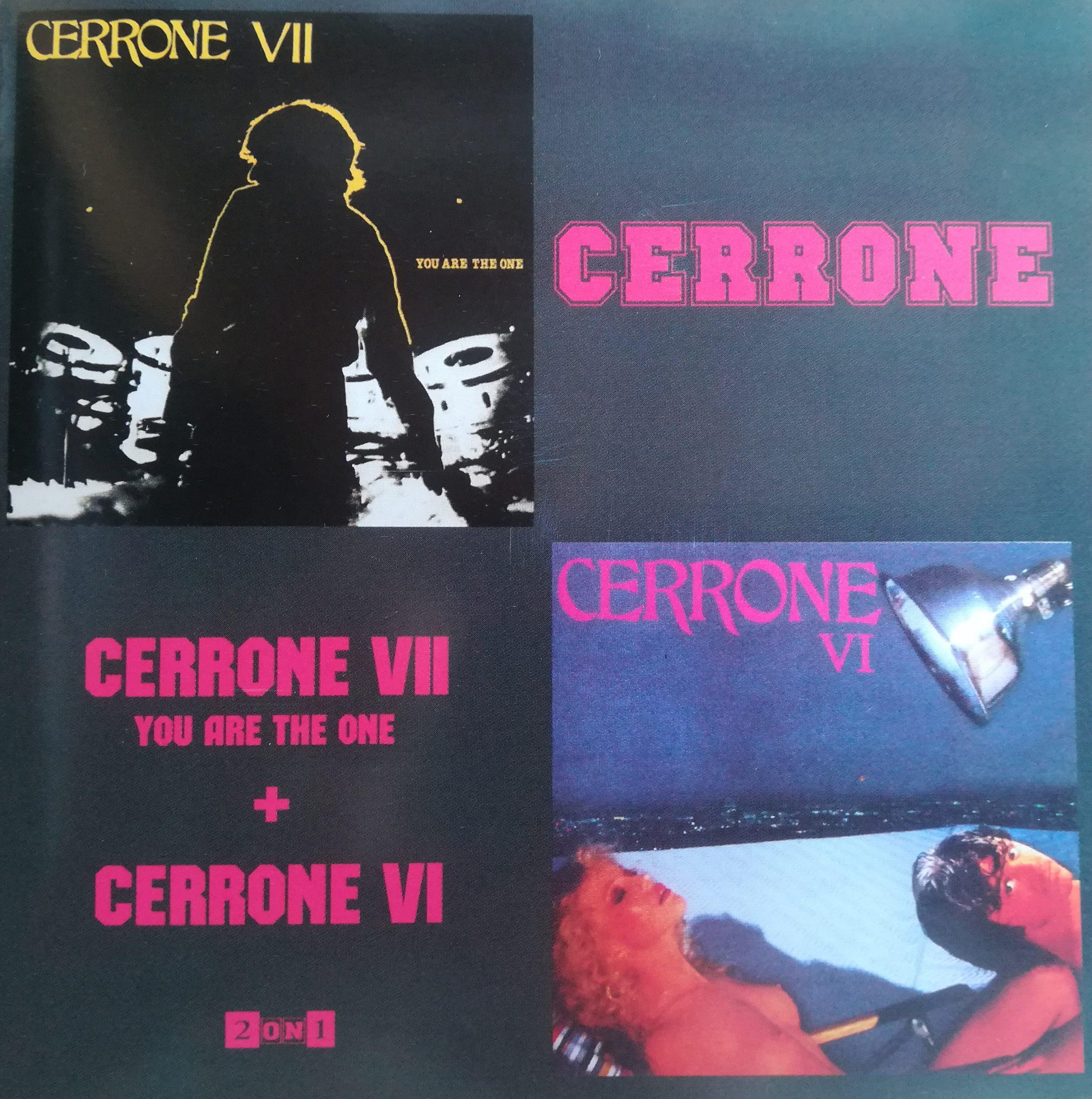 Cerrone - You Are The One & Cerrone VI (1980)