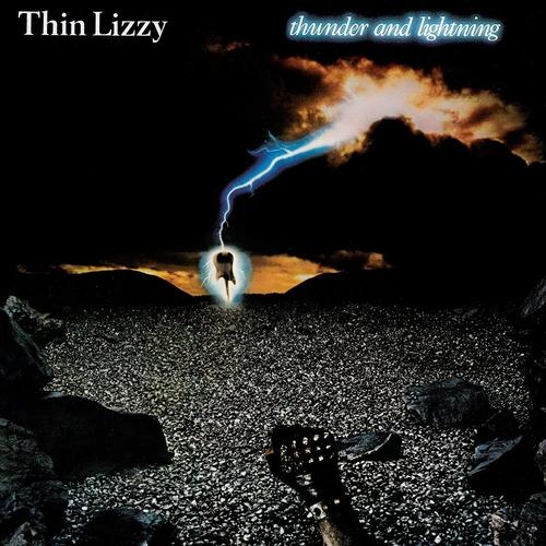 Thin Lizzy – Thunder And Lightning (1983)