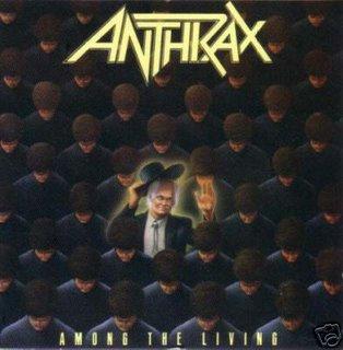 Anthrax – Among The Living (1987)