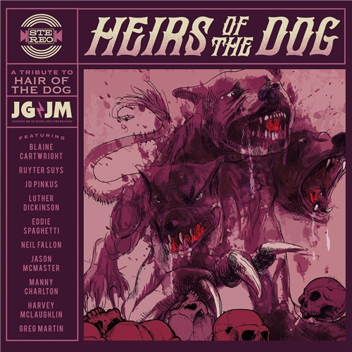 Joecephus and the George Jonestown Massacre - Heirs of the Dog (A Tribute To Nazareth) (2021)