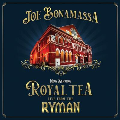 Joe Bonamassa - Now Serving: Royal Tea Live From The Ryman (2021)