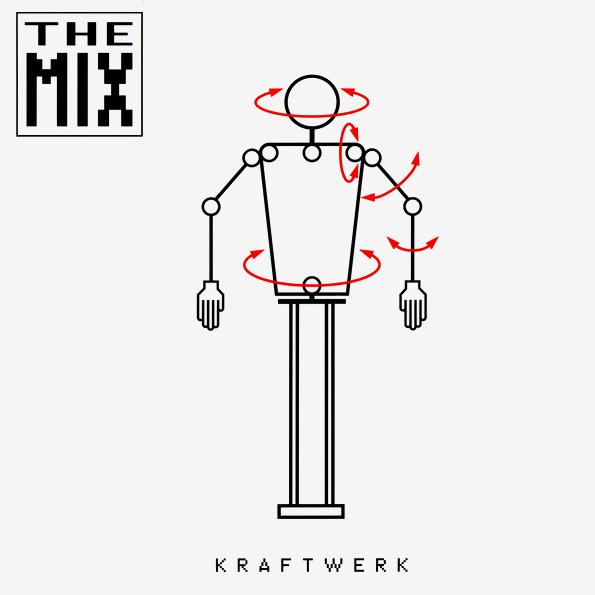 Kraftwerk – The Mix (1991)