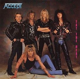 Accept – Eat The Heat (1989)