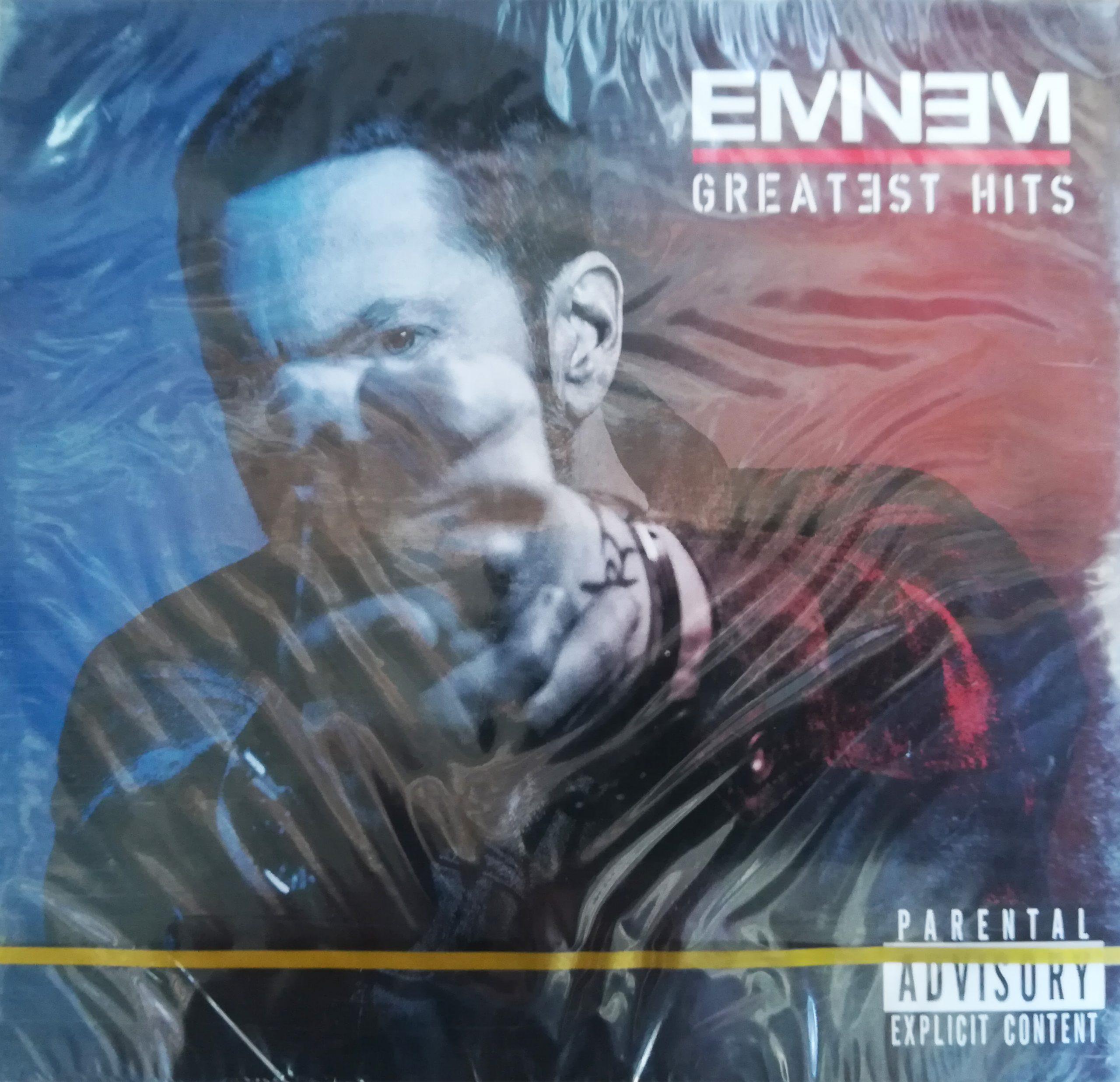 Eminem - Greatest Hits (2019) (2cd, digipak)