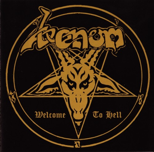 Venom – Welcome To Hell (1981)