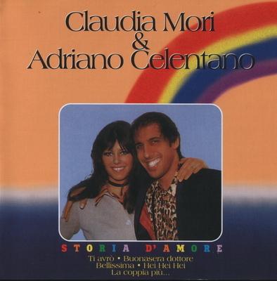 Claudia Mori & Adriano Celentano - Storia D'amore (1982)