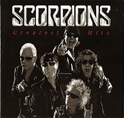 Scorpions – Greatest Hits (2cd, digipak) (2015)