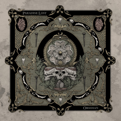 Paradise Lost - Obsidian (2020) (digipak)