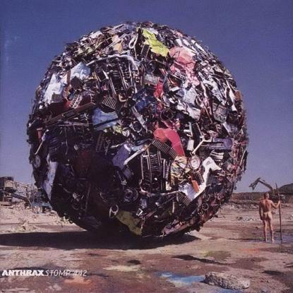 Anthrax – Stomp 442 (1995)