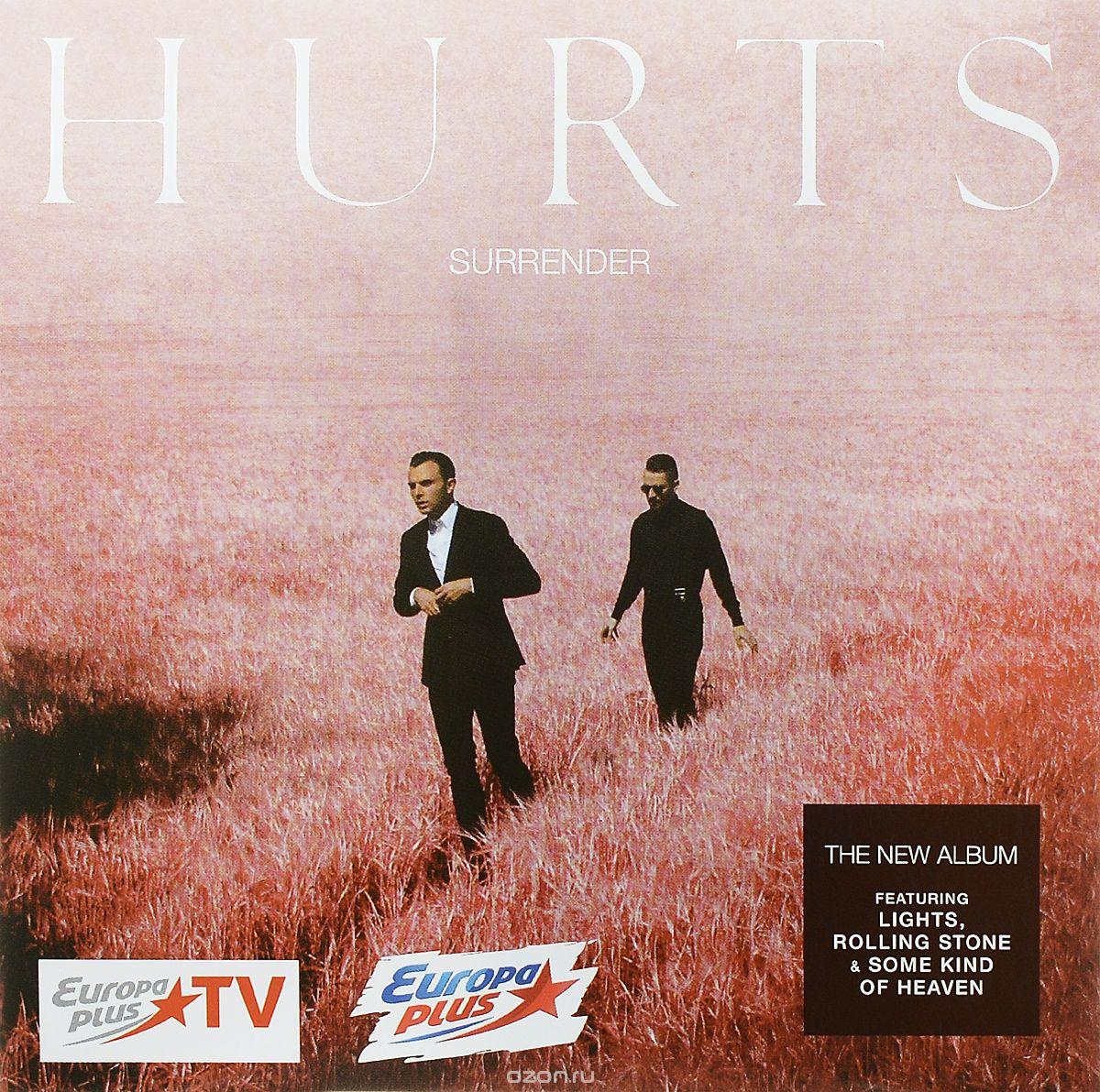 Hurts - Surrender (2015)