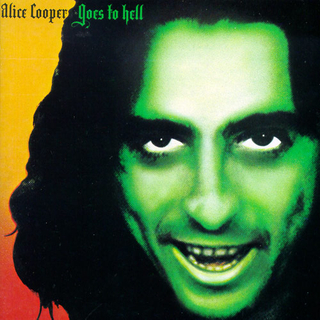 Alice Cooper – Alice Cooper Goes To Hell  (1976)