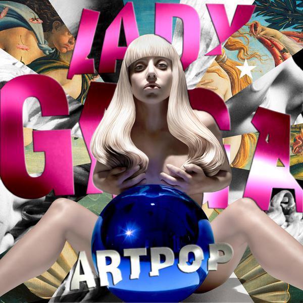 Lady Gaga – Artpop (2013)