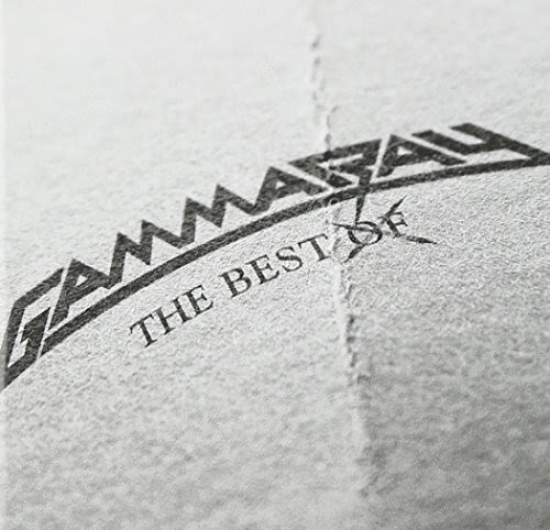 Gamma Ray - The Best Of (2cd) (2015)
