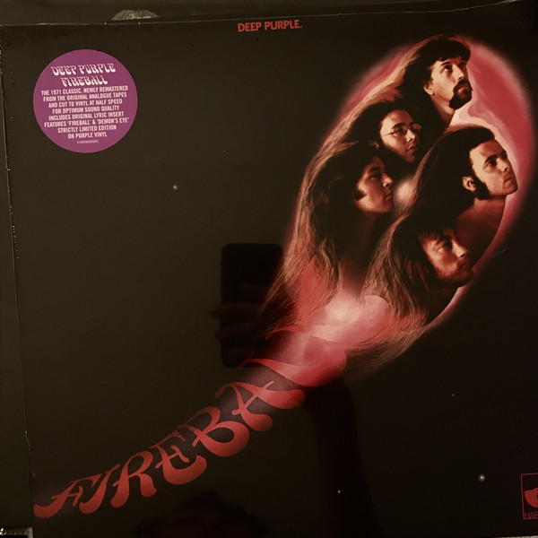 Deep Purple - Fireball (Vinyl, LP)